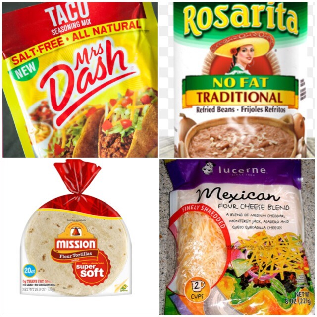 These are the brands of the ingredients I bought. You can get whatever you find at your grocery store though!