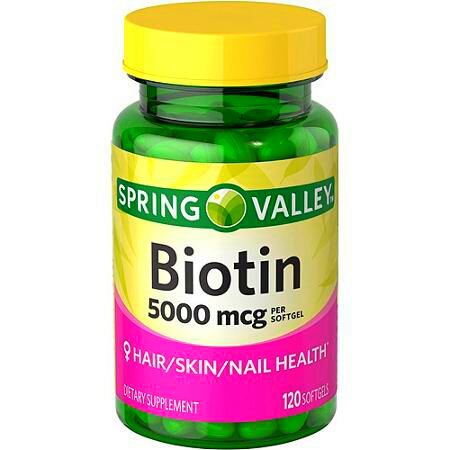 The seventh step to long hair is hair vitamins. Biotin is a vitamin used to grow hair and it works. Taking this will also help your skin and nail become healthy.