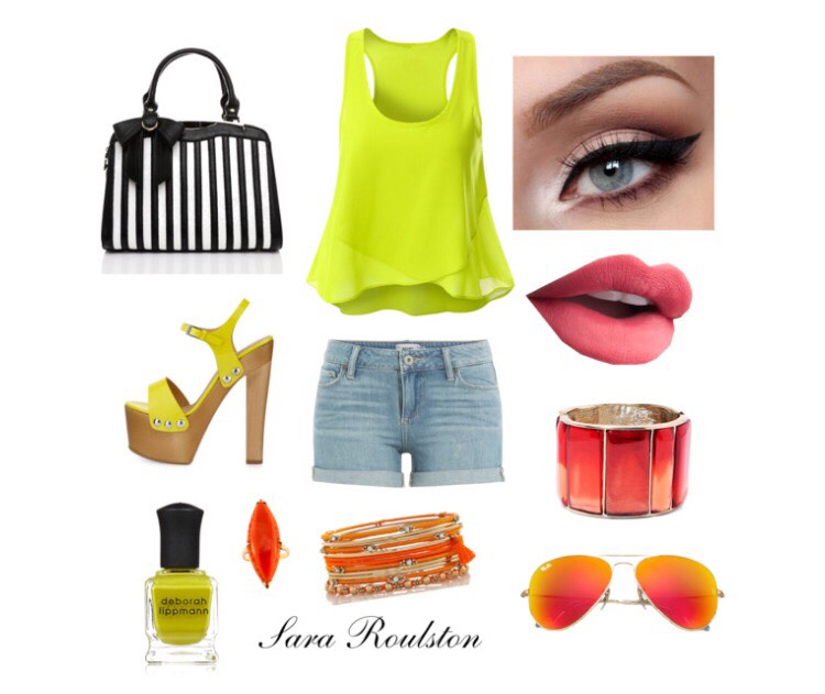 Brights are it this season. Here are some ideas on how to wear the most uncommon color combinations and look fabulous.