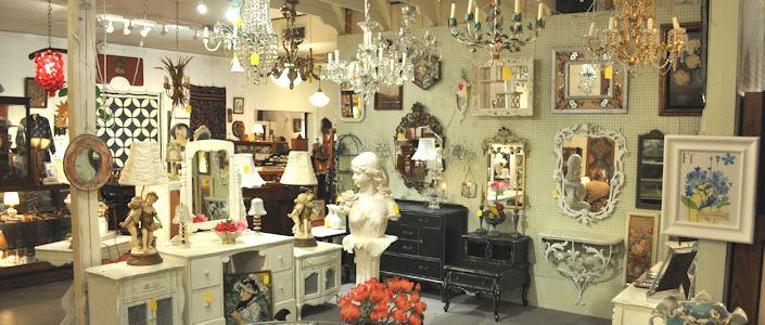 4. Go thrifting! Check out some local antique shops or a flea market. Look for the gems in the rough!