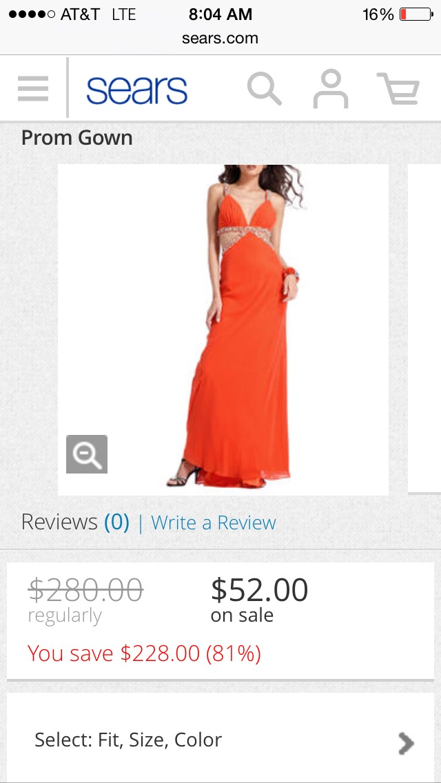 sears.com $52