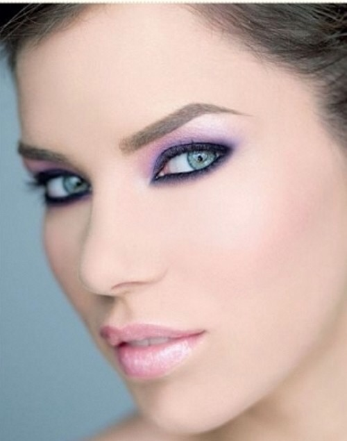 3. Play with purples tones!