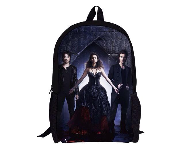 The vampire diaries backpack