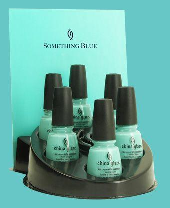 The Perfect Tiffany Blue Nail Polish by Beverly Murphy - Musely