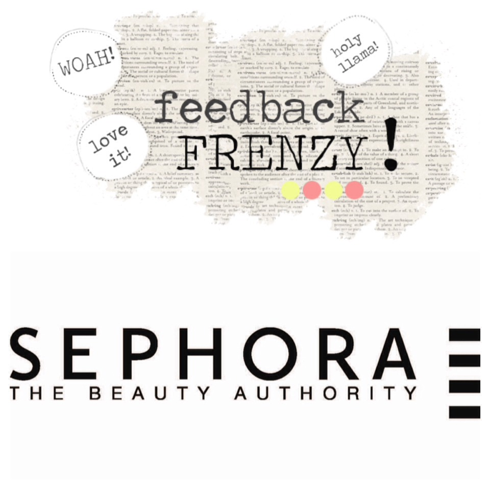 So, here's the deal! I've been saving my points to get the sephora gift card. I need some new makeup, my birthday wasn't long ago, might as well spoil myself a little, huh? 😊 Not long ago I was thinking of starting a beauty tutorial gig, I know there's a ton already but, I thought it would be fun!