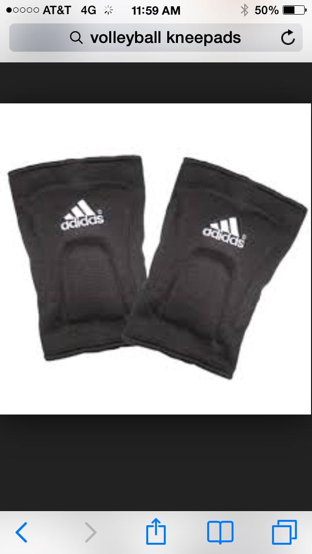 It can be any brand or kind of knee pad!