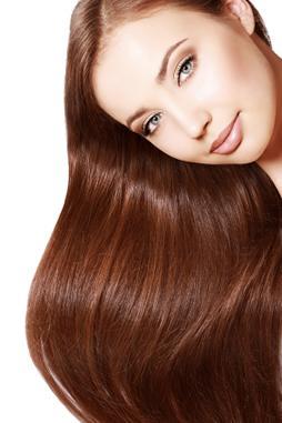 6. Try castor oil, hair oil and dry shampoo