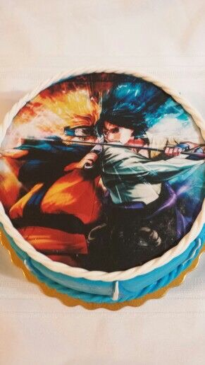 Naruto Cake Ideas By Cassie Soto Musely