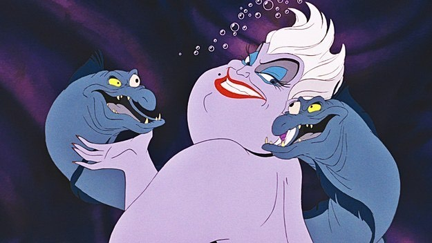 4. Why did Ursula used to live in the palace? And why was she banished?