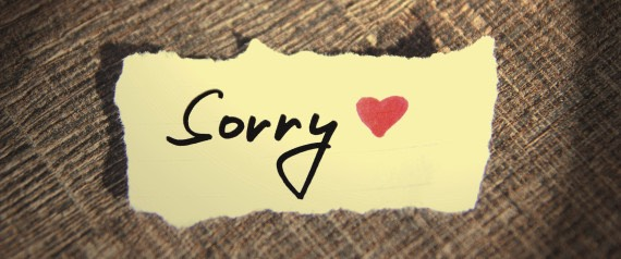 "Apologize immediately  Making up after an argument is central to every happy relationship.  A simple, honest ""I'm sorry"" is usually the most important step.  We all make mistakes, but our willingness to admit it doesn't always come naturally."