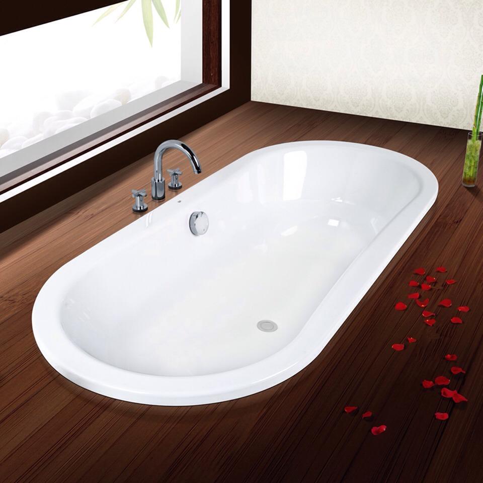 8. Make a bath soak Sprinkle some baking soda in your bath to soften your skin