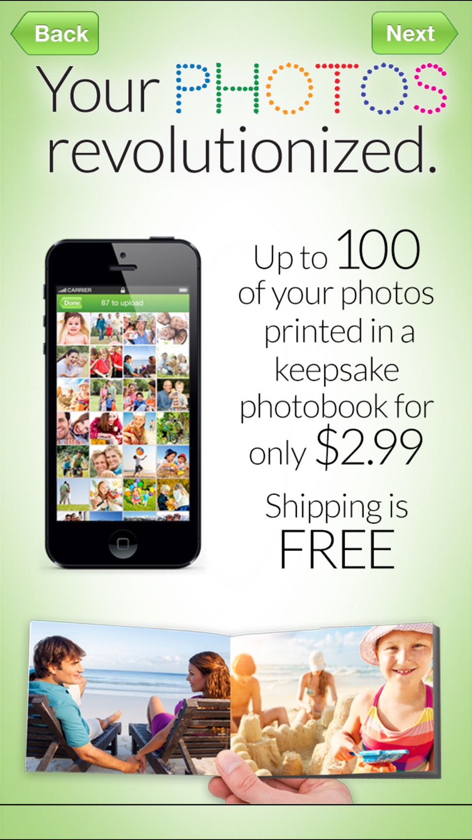 Download groove book to have pictures delivered right to your doorstep. Scroll through slides for more information. Use code Elvis to get first month free!!