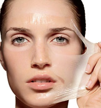 Rub the egg whites all over your face even if you have acne.