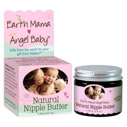 5. Earth Mama Angel Baby's Natural Nipple Butter is surprisingly effective at treating chapped lips. It leaves lips so smooth and soft!