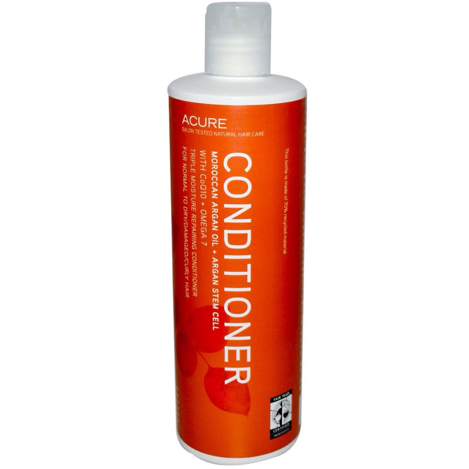 When you apply conditioner make sure your hair is not soaking wet, ring it out! They say conditioner is for ends but I do root to tip when I condition. Leave it in there for a few minutes.If your just washing your hair wrap your hair in a bag and let the conditioner sink in.Then rinse in cold water.