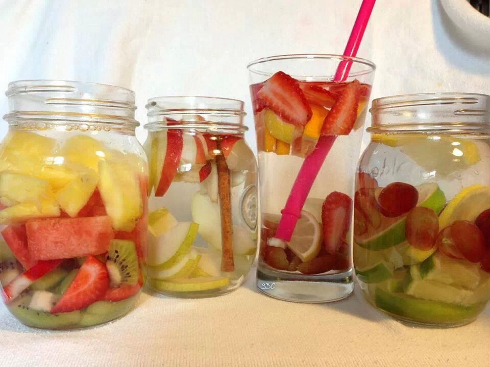 Simple to make and a great way to drink water for those who want some extra flavour in your drinks