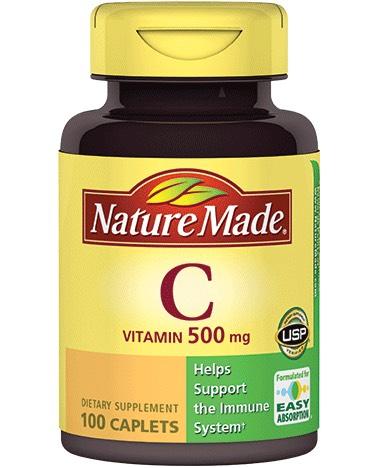 Mix vitamin c with the baking soda and shampoo