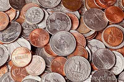 2) Keep your loose change  You can save up everyday if you keep your loose change.