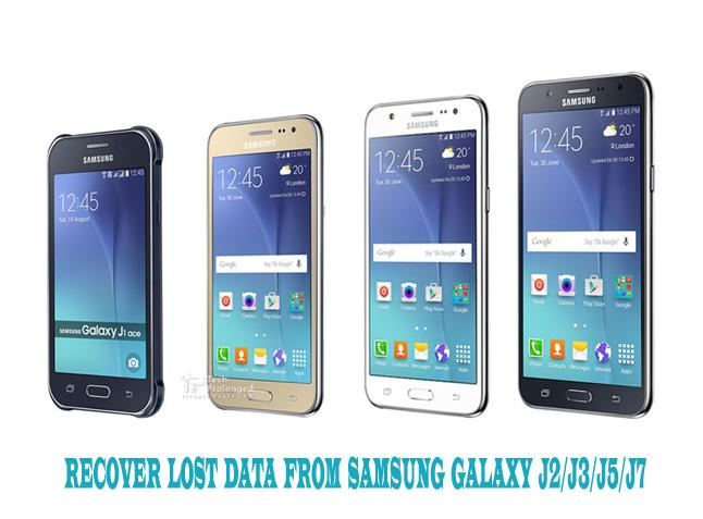 Whenever a file is removed from Samsung galaxy smartphone, raw files are still available on the phone. They just go hidden and not permanently eliminated which can be restored using Android data recovery tool.