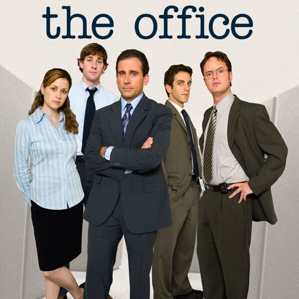 The Office can be a little boring at first but once you get a couple episodes in it's really funny