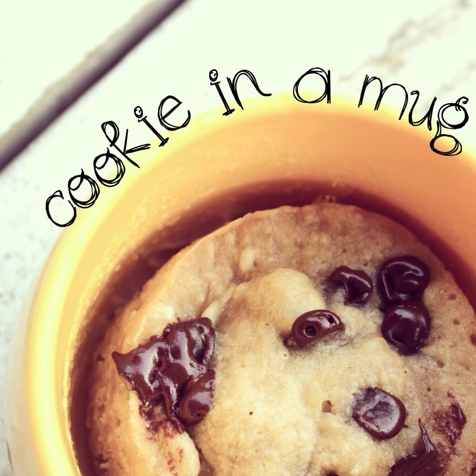 Cookie in a mug🍪