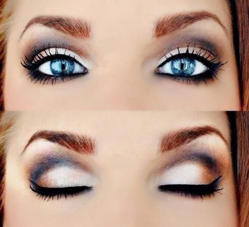30 Great Eye Makeup Ideas For Blue Eyes! Check These Out!