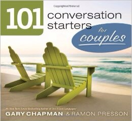 "AT HOME DATE | ""Try 101 Conversation Starters for Couples (Kindle: $2.99) to get your mind in the right mood for the night. Women in particular need to be mentally ready & feel romanced ahead of time. When a woman is really ready, there's a better chance of achieving amazing physical pleasure."""