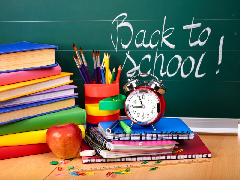 ARE U READY TO GO BACK TO SCHOOL? NO ONE IS.