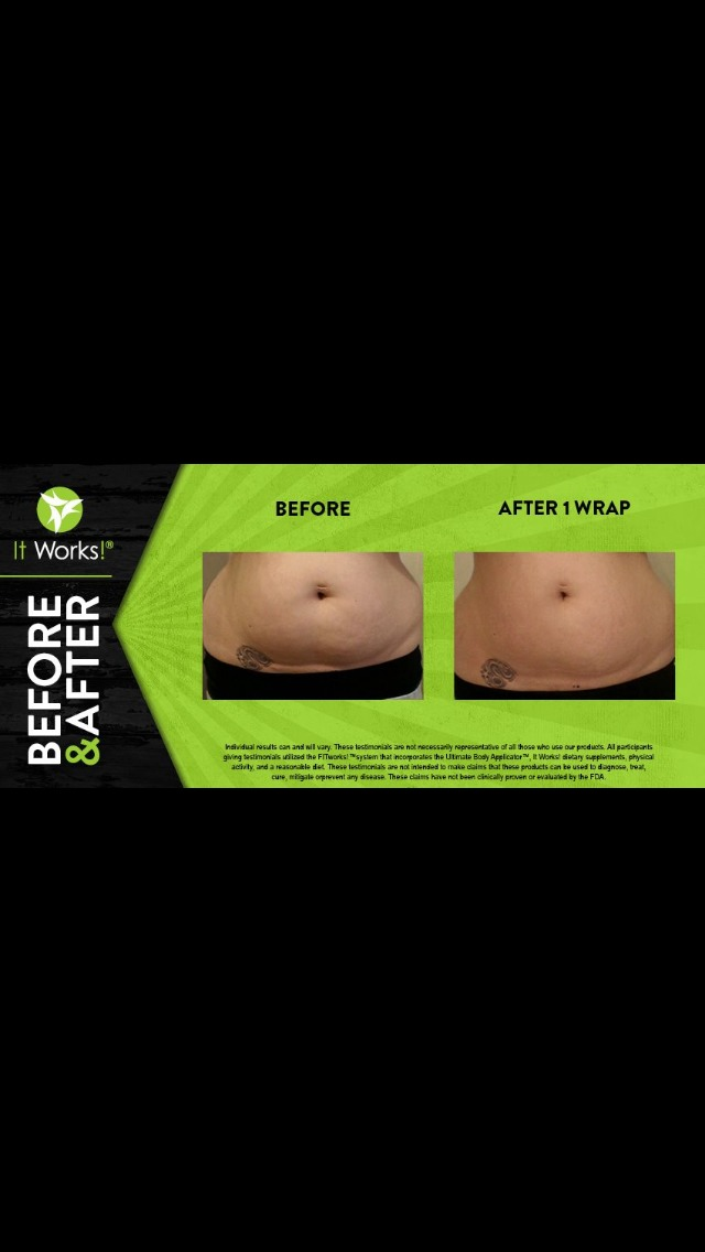 All natural body wrap! Please Like, and Share!!
