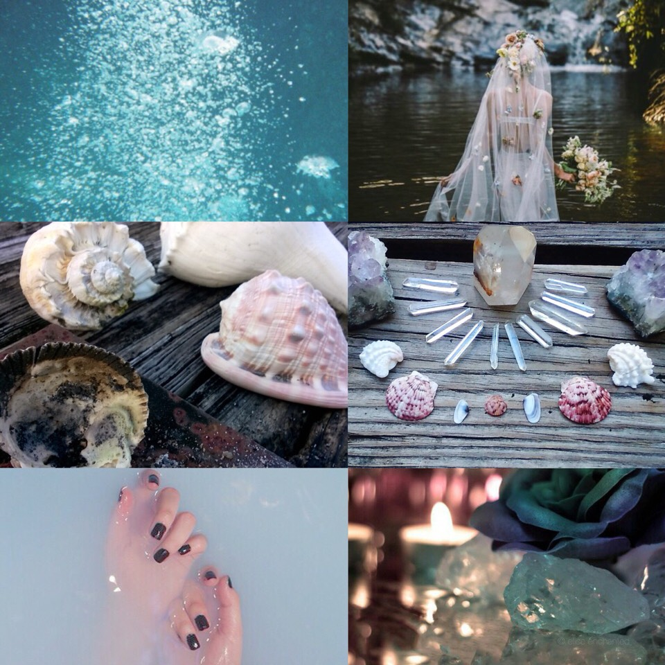 ♋️ Water Witch Aesthetic // Cancer ♋️