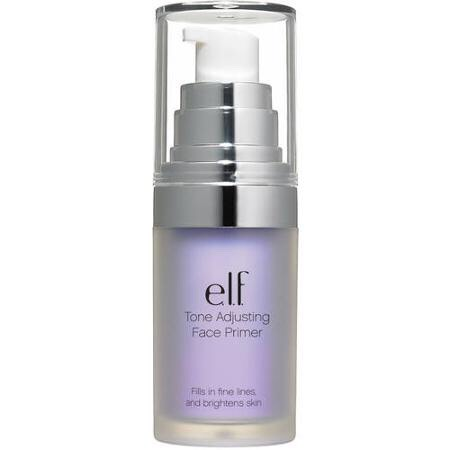 Elf cosmetics tone adjusting face primer