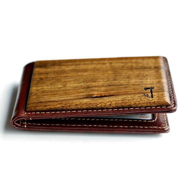 Wallet Give your man a nice wallet! You can even include a picture of you and your significant other inside to make this gift extra special!