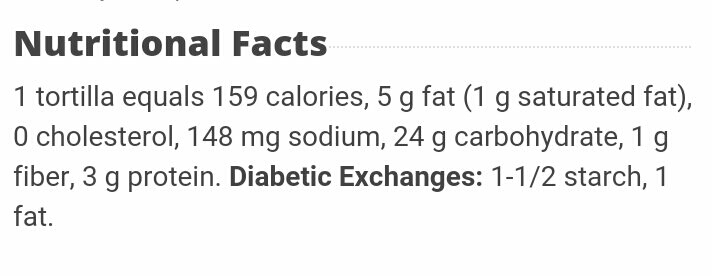 For your healthy here is the Nutritional Facts 😊👍
