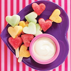 or you can use a popsicle sticks, then put all the finish products on a plate of your choice. you can also put on a side any dips you want like white chocolate syrup, condense milk w/ all purpose cream, whipped cream or any dips suitable for your taste.