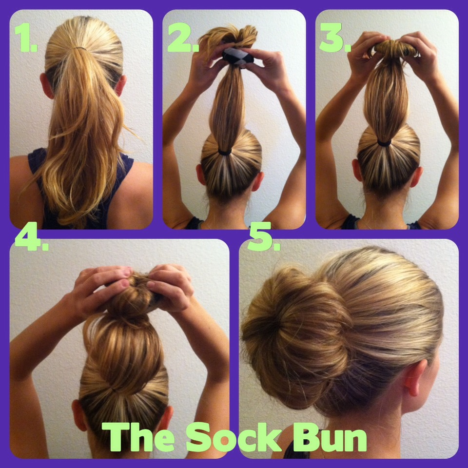 You can make using a sock from home just cut the toe part and roll it to make the bun!! Very easy to do! Perfect for any occasion!! Please LIKE!!