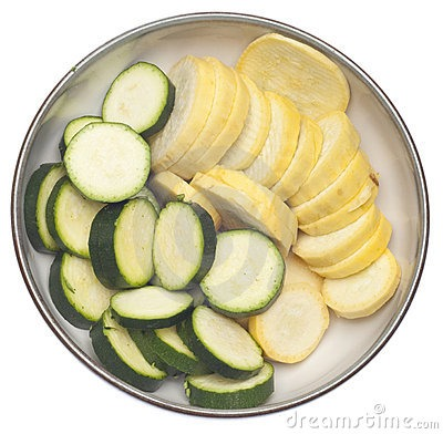 Fry green or yellow squash and instantly make it taste delicious!