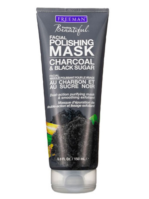 use twice a week. the mask draws out impurities while leaving skin silky soft.