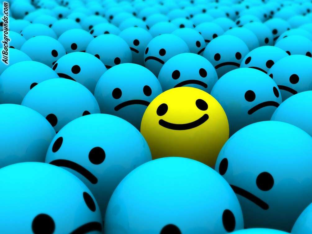Feeling down? Just smile for 1 minute it's been proven to brighten your mood.