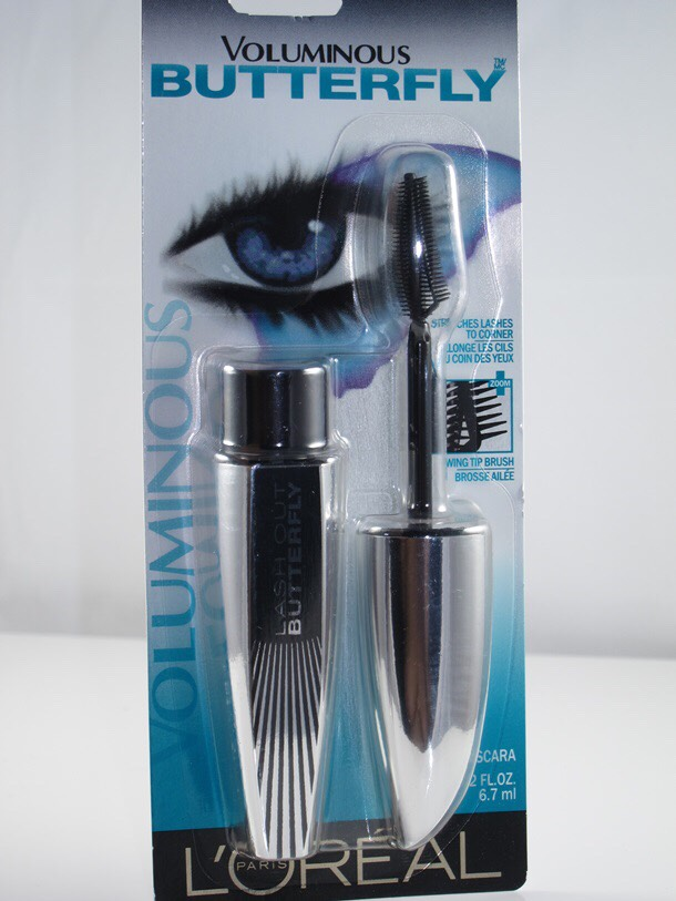 This mascara isn't very powerful (maybe that's the right word) but I wouldn't recommend it at all. It's just cheaply made.