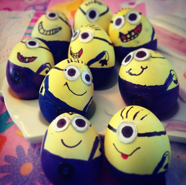 Why not create some cute little minions