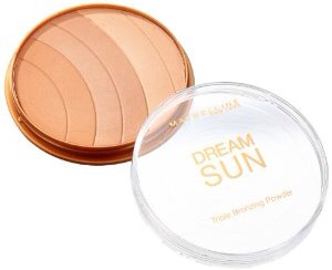 BRONZER: this Bronzer is so nice an pretty it will give you such a pretty glow on your face without any shimmer.