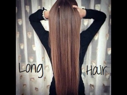 How to Grow your hair longer!