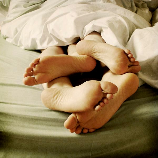If you associate your bed with events like work or errands, it will be harder to wind down at night. Use your bed only for sleep and sex. That way, when you go to bed, your body gets a powerful cue: it's time to either nod off or be romantic.