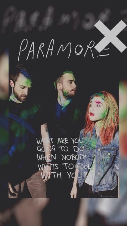 Paramore 🙆🏽