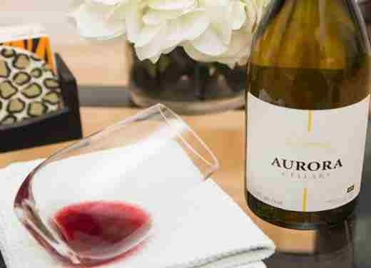 17. Remove red wine stains with white wine.    Soak the spot in white wine for a few minutes to pretreat the stain before washing.