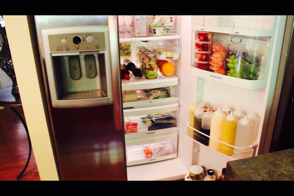 Look how beautiful and organized your fridge looks 😁👍