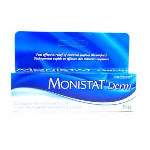 Monistat cream for our PIMPLES!! :S I thought it was strange at first but when I tried it I still do it to this day when I have a break out.