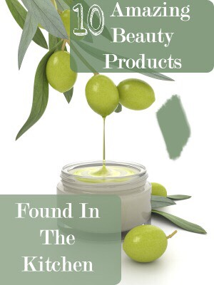 Since I have been on the hunt for DIY beauty products, I have found that most come from the kitchen!