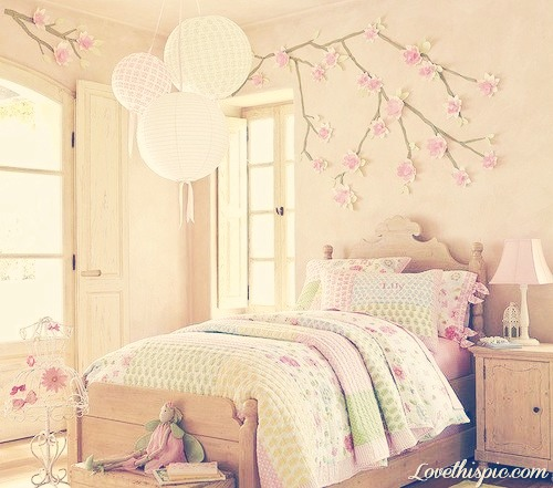 A bedroom should be a heaven you want to escape to, to escape from all the stress and drama from the real world!