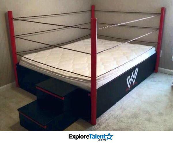 Wrestling Ring Bed